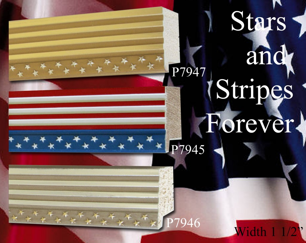 Artwork - Presto - Stars and Stripes