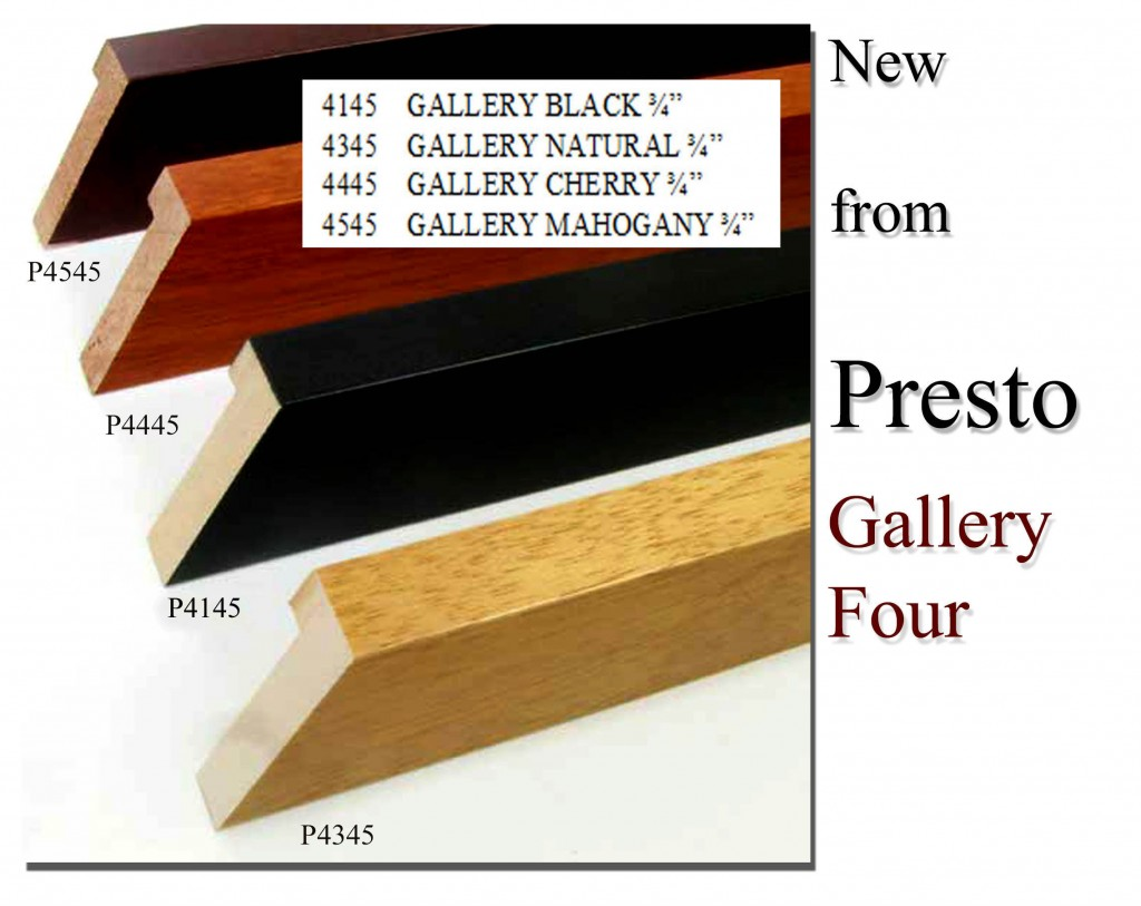 Gallery Four - New Products