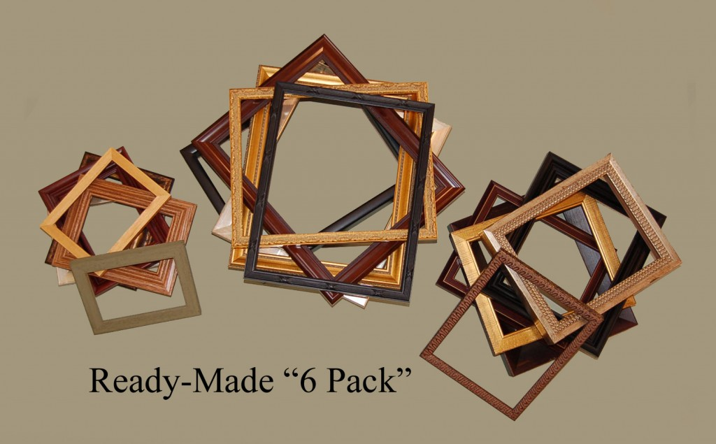 Ready-Made 6 Pack